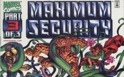 Maximum Security #3