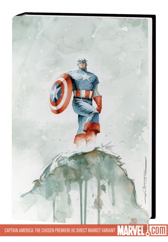 CAPTAIN AMERICA: THE CHOSEN PREMIERE HC  #0