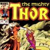 THOR #347 cover by Walt Simonson
