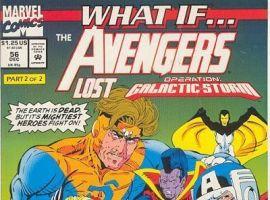Image Featuring Vision, Quasar (Wendell Vaughn), Captain America, Gladiator (Kallark), Manta