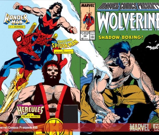 Marvel Comics Presents #39