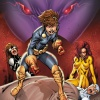 Onslaught Unleashed (2010) #1, LIEFELD VARIANT A Cover
