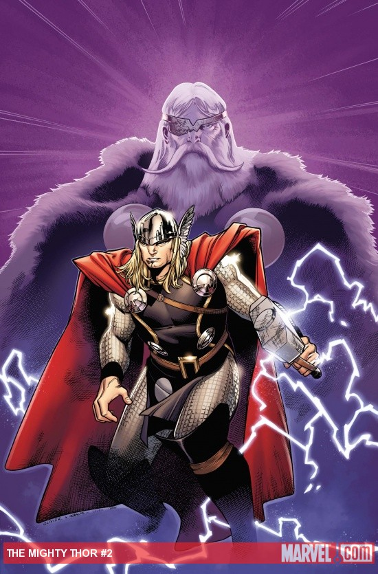 PREVIEW: Thor Detail