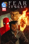 Fear Itself (2010) #1 (Ff 50th Anniversary Variant)