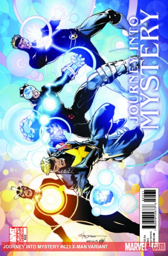 Journey Into Mystery #623 X-Man Variant