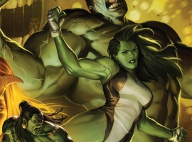 Incredible Hulks (2009) #606, VARIANT