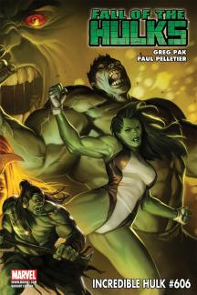 Incredible Hulks (2009) #606 (VARIANT)