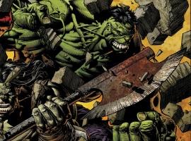 Incredible Hulks (2009) #609, VARIANT