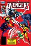 Avengers (1963) #271 Cover