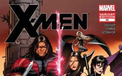 X-Men (2010) #20, Keown Variant