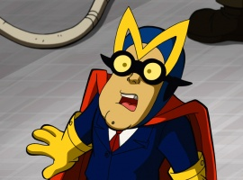 The Mayor from The Super Hero Squad Show