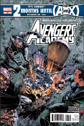 Avengers Academy #26 