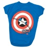 Captain America Dog Tee by Fetch available at PetSmart