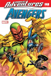 Marvel Adventures the Avengers #17