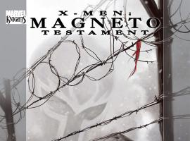 X-Men: Magneto Testament (2008) #2
