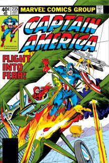 Captain America (1968) #235
