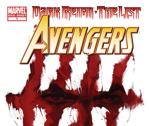 Dark Reign: The List - Avengers (2009) #1