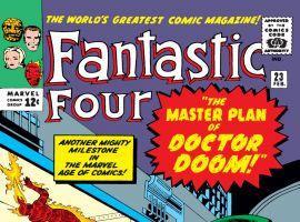 Fantastic Four (1961) #23 Cover