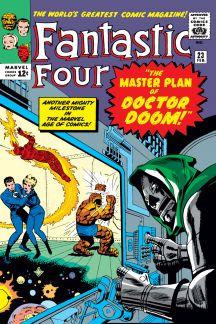 Fantastic Four (1961) #23