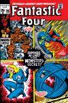 Fantastic Four (1961) #106 Cover