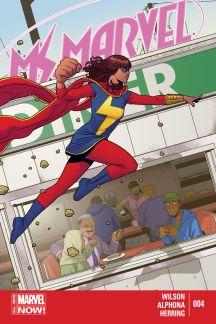 Ms. Marvel (2014) #4