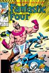 Fantastic Four (1961) #298 Cover