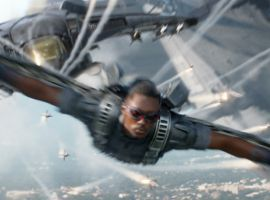Marvel's Captain America: The Winter Soldier Blu-Ray Featurette 5 master