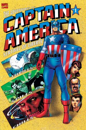 Adventures of Captain America (1991 - 1992) thumbnail