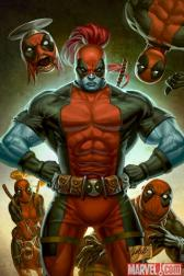 Deadpool Corps #2 