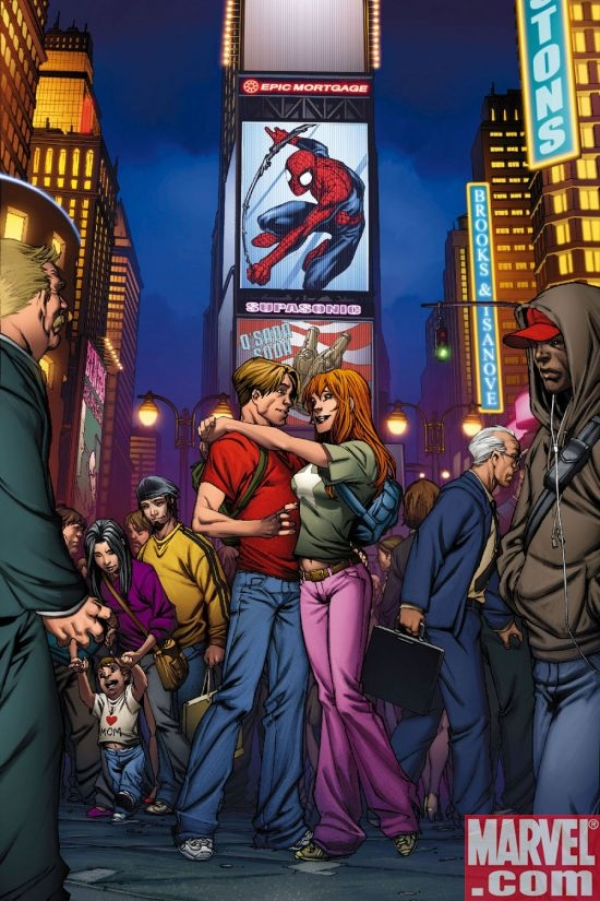 ULTIMATE SPIDER-MAN ANNUAL #3 cover
