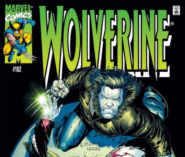 Wolverine #162