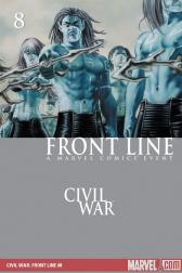Civil War: Front Line #8