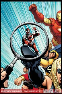 Irredeemable Ant-Man Vol. 2: Small-Minded #0