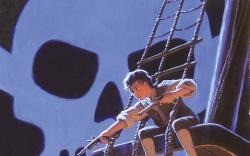 MARVEL ILLUSTRATED: TREASURE ISLAND #5