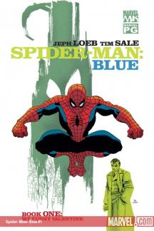 Spider-Man: Blue (2002) #1