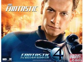 Mr. Fantastic International movie poster 2