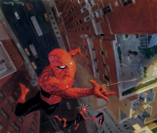 SPECTACULAR SPIDER-MAN (2003) #14 COVER