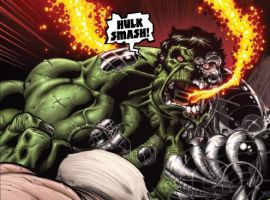 HULK #23 preview art by Ed McGuinness