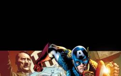 Captain America: Man Out of Time (2010) #1