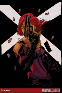 Scarlet (2010) #4 (OEMING VARIANT)
