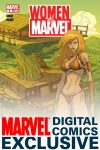 WOMEN OF MARVEL DIGITAL (2010) #5