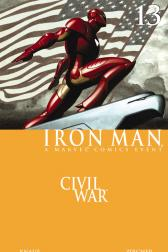 Iron Man #13 