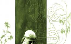 5 Ronin #2 cover by David Aja