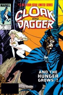 Cloak and Dagger (1983) #3