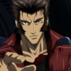Screenshot from the Wolverine anime
