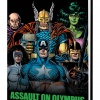 Avengers: Assault on Olympus (2011) #1