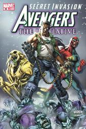 Avengers: The Initiative #16 