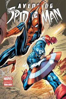 Avenging Spider-Man #1  (J. Scott Campbell Variant)