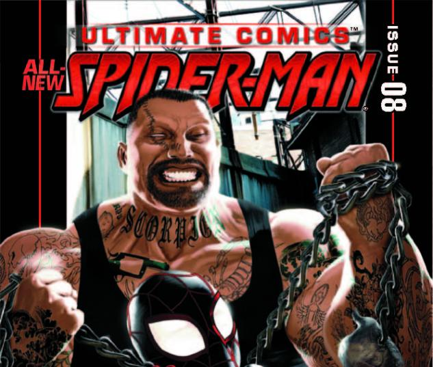 Ultimate Comics Spider-Man #8