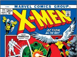 Uncanny X-Men #77